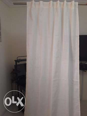 3 Curtain Panels