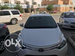 Toyota Yaris 2015 Automatic (Medium Option) For Sale