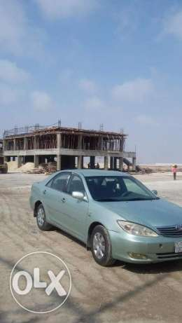 Toyota camry for sale urgent or exchange upmodel car