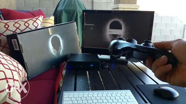 Alienware alpha base i5,6MCash,2TB,8GBRAM,NGeforce GTX2GDBR5. جدة -  2