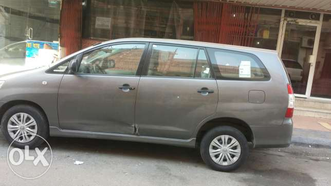 Toyota Innova for transfer