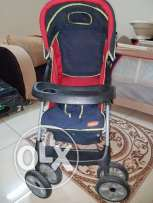Juniors Stroller, Mothercare tub and bath chair