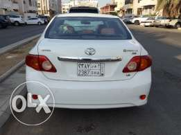 Toyota Corolla 2010 Full option low mileage