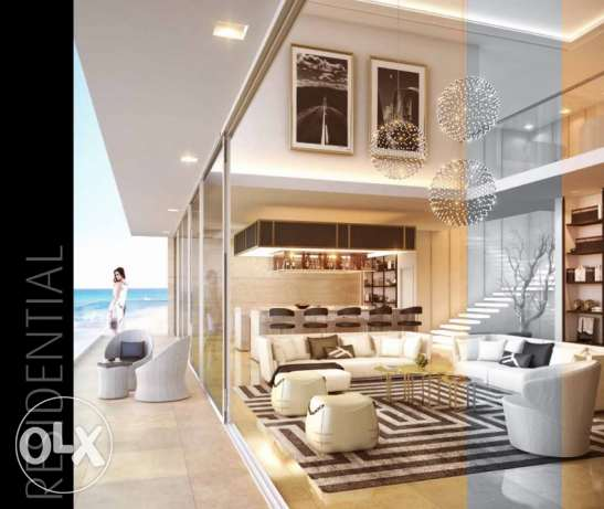 townhouse in palm jumeira with full view palm 30% and 70% payment
