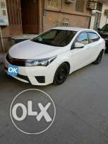 Toyota Corolla 2015 for sale .(Very cheap)