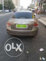Honda accord 2009 accident free in mint condition