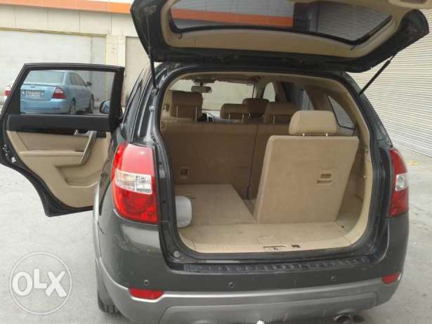SUV car ..coverlet captiva .. Saudi .. 7seats