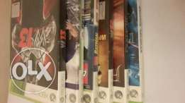 Xbox 360 games at cheapest price!