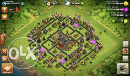 Clash of Clan TownHall 10