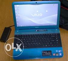 Laptop Sony vaio core i5 E-series for sale