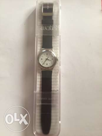ساعه swatch swiss