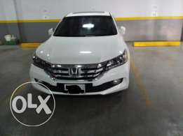 Almost New HONDA ACCORD 2016 with 05 Years Warranty, LEASE TRANSFE