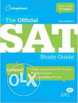 The Official SAT Study Guide Second Edition 2nd Edition