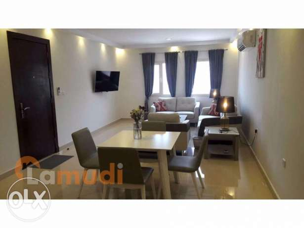 Fully furnished apartment in new complex at El-Maseif district الرياض -  2