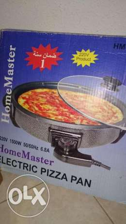 Make your Pizza at Home - Home Master Pizza Pan