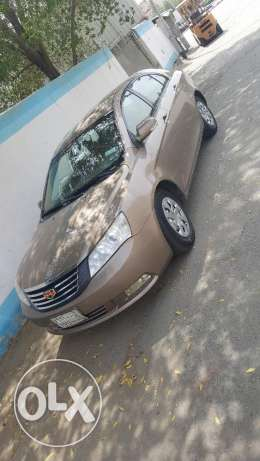 Geely Emgrand EC7 2012 Model Like New