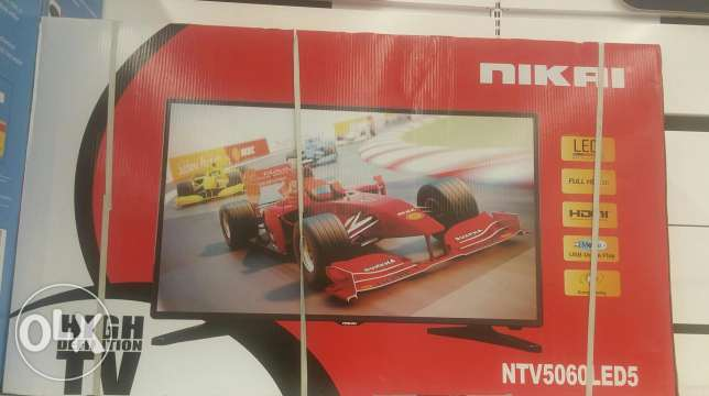 Nikai 50 inch hd led
