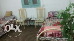 Room For Sharing Fully Furnished In Anakish jeddah Only Single Decent
