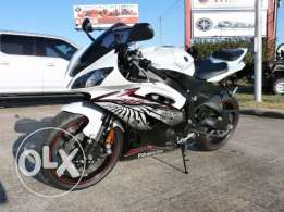 2012 YZF Yamaha R6 for sale