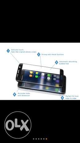 Tempered Glass Samsung s7 edge screen protector