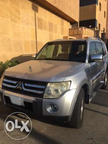 Pajero 2007 , 3.8 , Full option