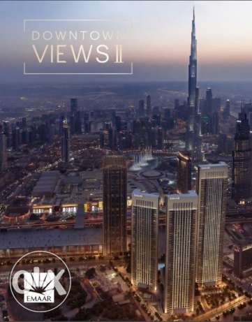 view ll from emaar best location in downtown dubai burj view