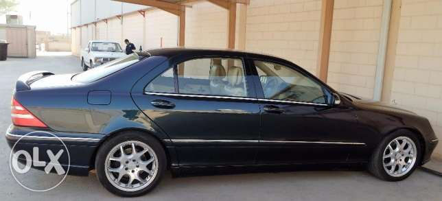 Low mileage Mercedes S-500 for sale الرياض -  1