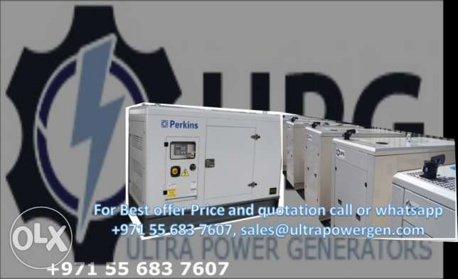 Perkins Generator UK