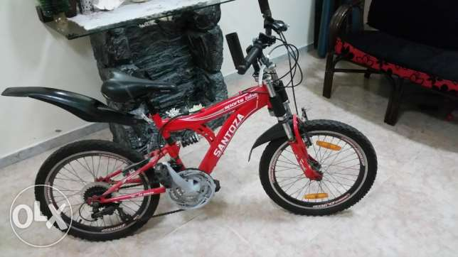 "Santoza bike 16"" , Italian brand, very good condition"