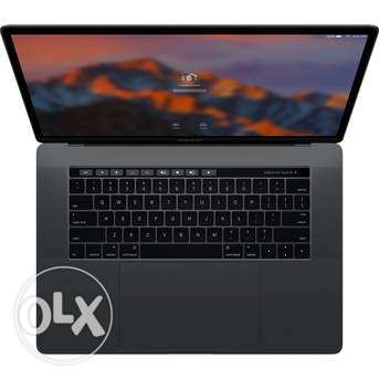 High-End MacBook Pro 15 with Touch Bar - for Programmers and Designer