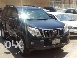 Toyota Prado 2011 - 6 Cylinder, 4 WD, Full Automatic, 68,000 Kms.