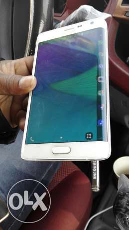 Samsung Note Edge very clean and good condition.