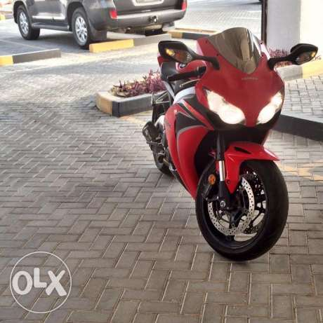 Honda cbr 2011 model for sale
