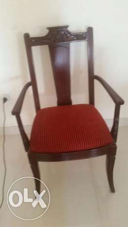 tabel + 6 chairs الرياض -  4
