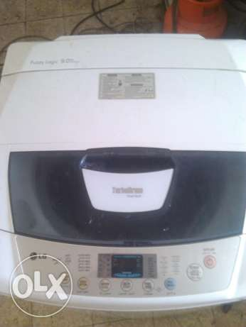 Auto matic washing macine and drayer القطيف -  3