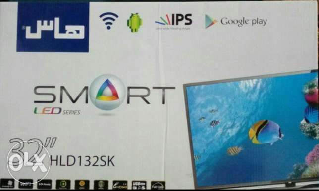 Smart LED Android TV 32""