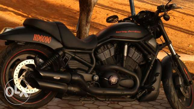 Harley Davidson Night Rod Model 2008 الرياض -  8
