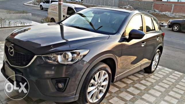 Mazda cx5 full option