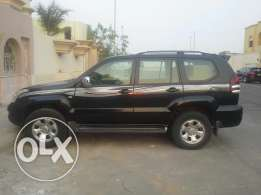 TOYOTA PRADO 2009, 4 CYLINDERS, automatic, Excellent rare condition