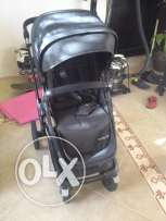 Stroller (Car Seat + Regular Seat)