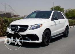 2016 Mercedes-Benz GLE 63 AMG S Panoramic 360,Exclusive Leather trim