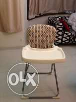JUNIOR branded high chair