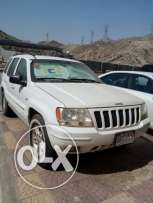 White Color  Full Automatic Jeep