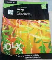 Biology A-Level Book (British Curriculum)