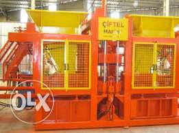 concret machine block full automatıc