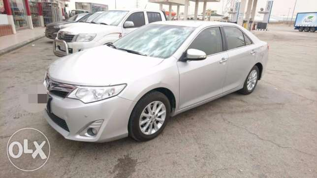 Toyota Camry GLX 2014 (Full option) in Excellent condition