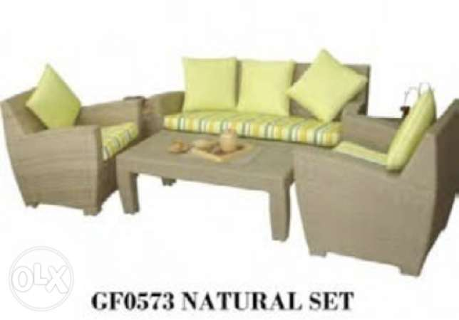 Brand new Outdoor Furnitures!! Massive stock!
