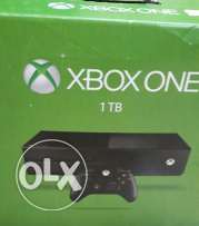 Xbox one tetra with 1 control without games