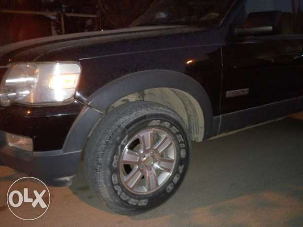 Ford explorer for sale 2006 model