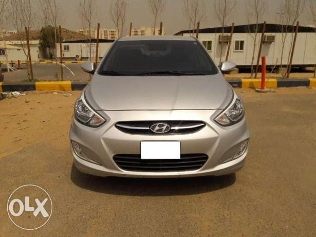 Hyundai Accent 2016 for tarnsfer